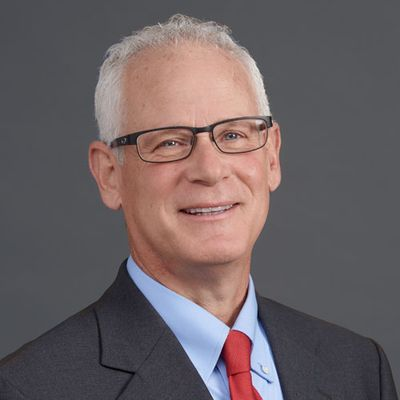 Kenneth Fishman Headshot